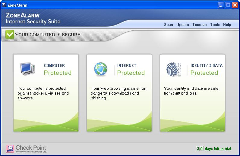 Windows 7 ZoneAlarm Internet Security Suite 2012 11.0.000.057 full