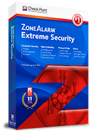ZoneAlarm Extreme Security Boxshot