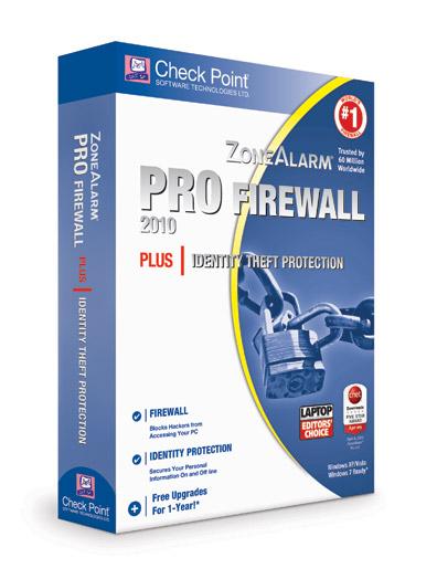 ZoneAlarm Pro