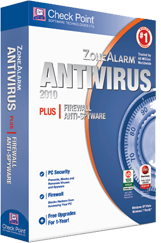 ZoneAlarm Antivirus Plus Firewall