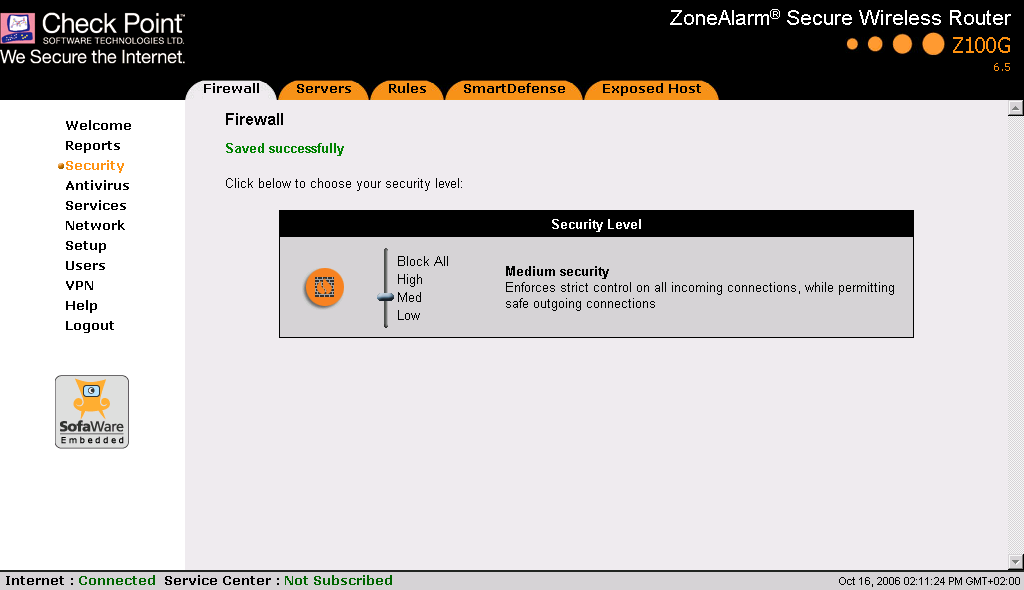 ZoneAlarm de Check Point: protecci�n para su PC avalada por varios ...
