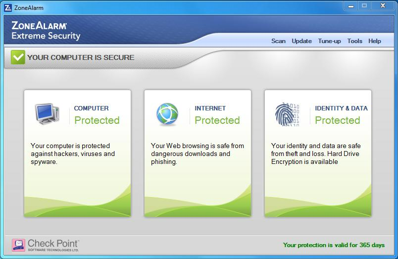 Windows 7 ZoneAlarm Extreme Security 2013 13.0.208.000 full